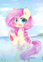 Beach  by WindyMils