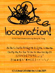Locomotion TTF by Learnt