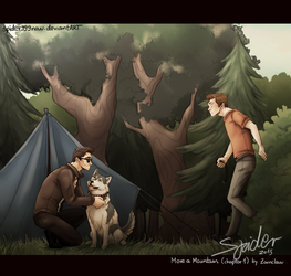 Move a Mountain- The Meeting by spider999now