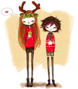 sweater weather by Celeii