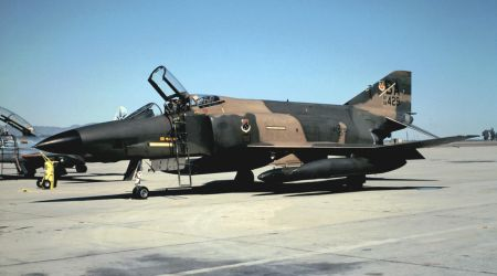RF-4C in 'Wraparound' No. 4 by F16CrewChief