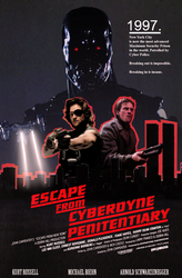 Escape From Cyberdyne Penitentiary by OmniRoy