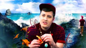 How Far I'll Go - Nick Pitera by Dreamvisions86