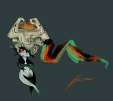 Midna by TwirlingRed