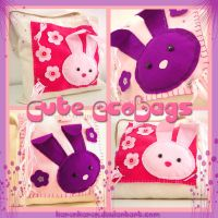 Cute EcoBags by KarenKaren