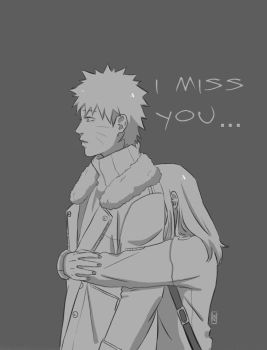 Miss you by MamokoKK