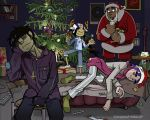 New Year's Gorillaz by iricolor