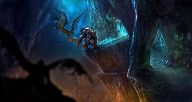 Giant's Cave by 88grzes