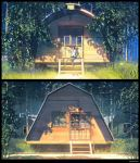 Home in Summer camp by arsenixc