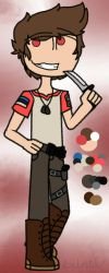 Request for BloodRavens1 - Marco Miller by Wafflesgucci
