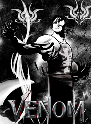 Venom Movie by Shoso-Fujaku