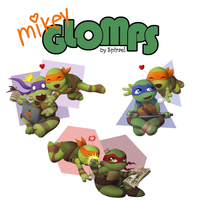 Mikey Glomps by Spirael