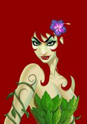 Poison Ivy by Merrk