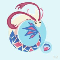 Milotic and the Prism Scale