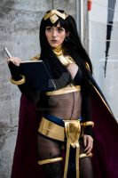 First time cosplaying Tharja! by sukihaido
