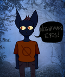 Nightmare Eyes by Dazion1999