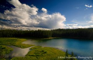 Graveyard Lake by KSPhotographic