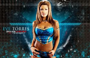 Eve Torres Sign by UniqueOneDesigns