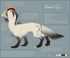 Aria Light Shinlai Ref by OddOsprey