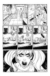 HARLEY QUINN PG 3 of 8 - Sam Lotfi by slotfi