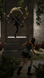 Tomb Raider Empire contest by James--C