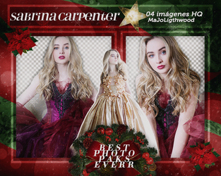 Pack Png 1508 - Sabrina Carpenter. by southsidepngs