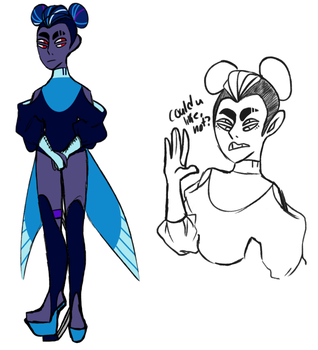 idk ill probably make his design better later by koigryphon