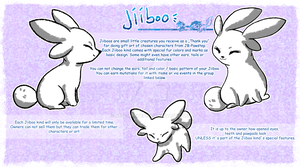 Jiiboo Species Sheet - SEMI CLOSED Speces