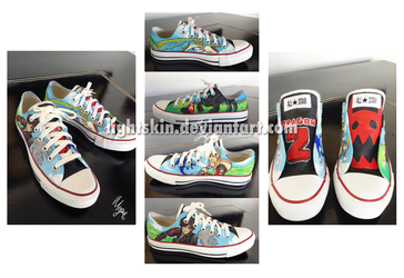 HTTYD2 Converse by lightskin