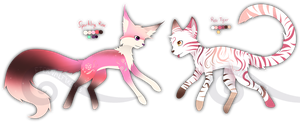 [Closed] Rose cats by EternalFyre413