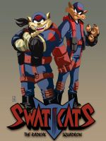 Swat Kats by Fpeniche