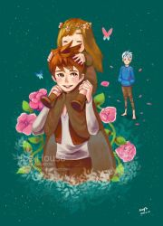 RotG-Human Jack Forst by amy30535