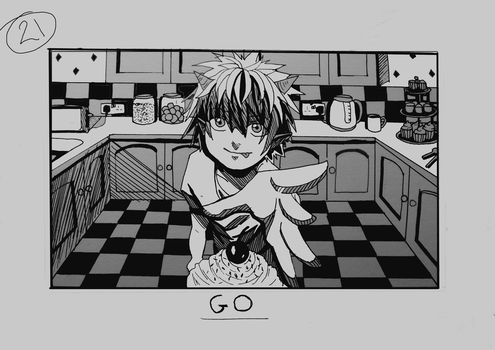 Day 21 - Go by Inui-Purrl