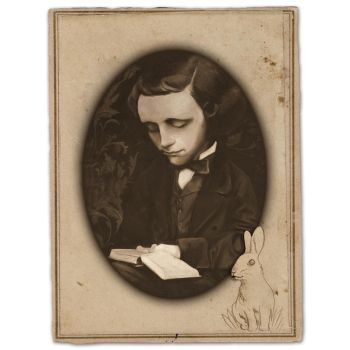 Lewis Carroll by theseavoices