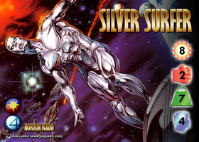 Silver Surfer (Norrin Radd) Character by overpower-3rd