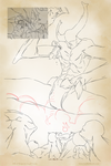 Life of Reign - Page 21 (Work In progress) by GorillaSketch