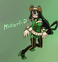 Froppy by Midori-D
