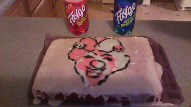 marinate  ur stak  or bak ur faygo cake m8 by HollywoodUndeadexe