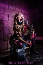 Wasteland Alice Cosplay - SKS Props by SKSProps