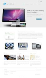 Website Template by s0rdfish