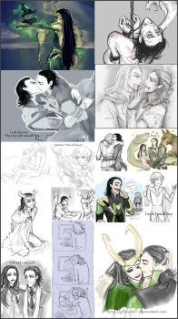 Another sketch dump by Florbe