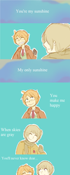 Please dont take my sunshine away by nyo-tastic