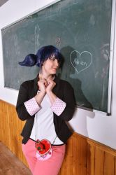 Marinette Dupain-Cheng Miraculous Ladybug Cosplay by Lucy-chan90