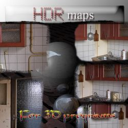 hdr maps 2 for 3D by feniksas4