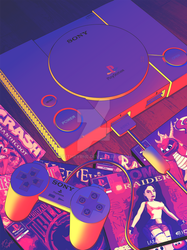PS1 by KeithByrne