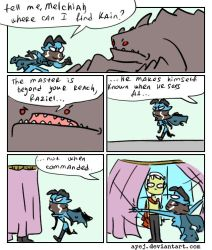 Legacy of Kain, doodles 78 by Ayej
