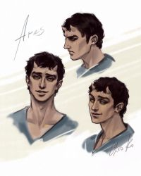Ares by Cher-Ro