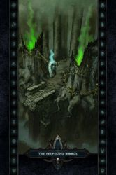 Locations II #10 The Festering Woods by Holyknight3000