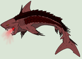 Pisces Blood Shark by ICreateWolf13