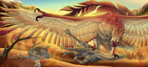 Steadfast - Finished Gift for ApexPlegian by Bjorn-Free